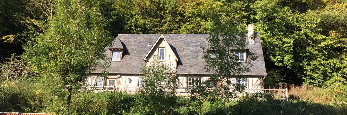 Le coeur du hérisson propose de louer le cottage